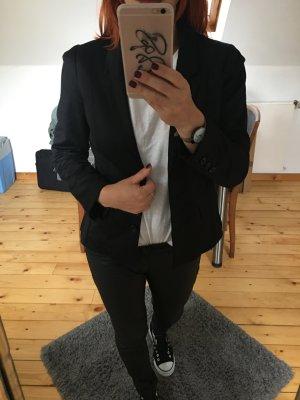 Blazer schwarz H&M Gr 38