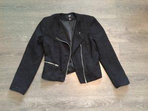 Blazer schwarz H&M Größe 34