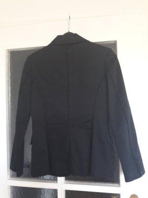 Blazer schwarz von Mango Gr. 36