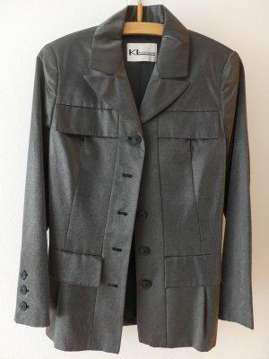 Blazer silber Größe 38 von Karl Lagerfeld, noch nie getragen
