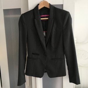 Blazer -Slim fit - Grau