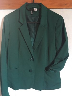 Blazer Smaragdgrün