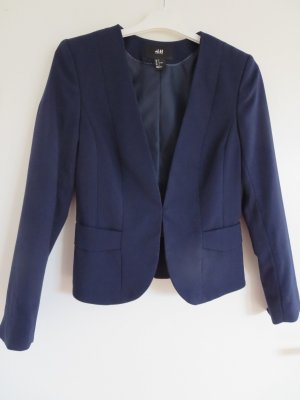 Blazer Smoking royalblau elegant
