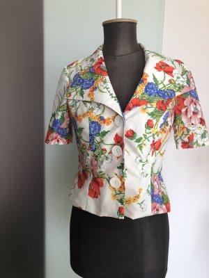 Blazer Sommer Jacke Bluse Gr 38 S von du Pont
