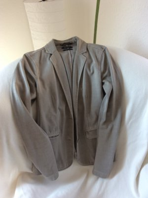 Marc O'Polo Sweat Blazer silver-colored mixture fibre