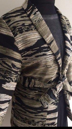 H&M Blazer en laine multicolore