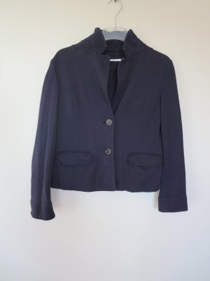 Brax Blazer sweat blu scuro Cotone
