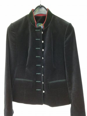 Blazer Trachtenblazer in schwarz von Hammerschmid