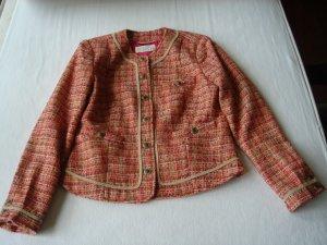 Blazer, Tweed, Chanel Stil, Brigitte von Boch, Gr. 38