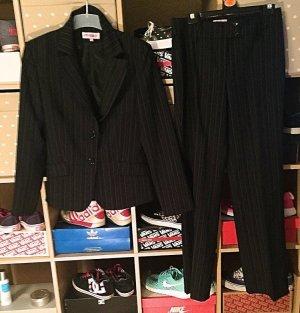 Blazer und Anzughose schwarz M/L