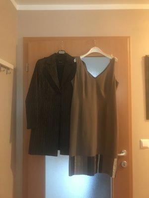 Blazer und Kleid
