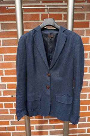 Adolfo Dominguez Blazer steel blue