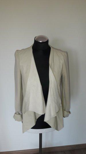 blazer vero moda gr. s beige