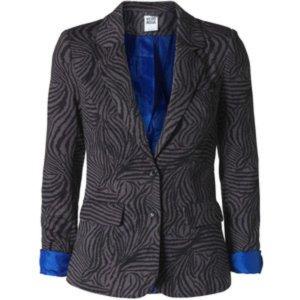 Blazer Vero Moda, Jacket, Animal Print, Zebra Jacke, Only, Business casual Style