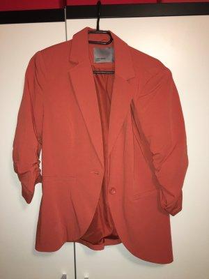 Blazer Vero Moda rot in Größe 38