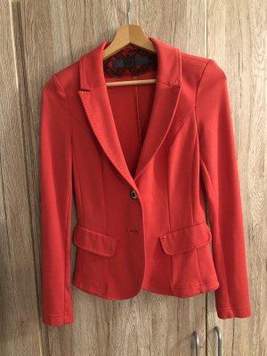 Airfield Jersey Blazer red