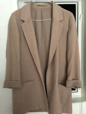 All Saints Lange blazer roségoud
