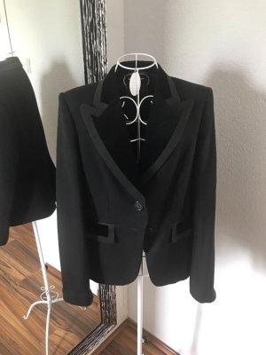 Burberry Wool Blazer black