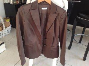 C&A Jersey Blazer marrón