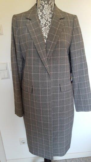 DKNY Geklede jas lichtgrijs-grijs