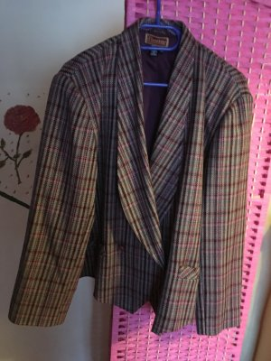 Elégance Paris Wool Blazer multicolored