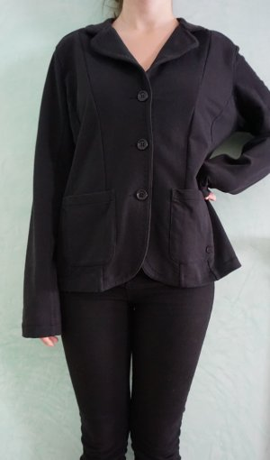 Escada Sport Sweat Blazer black cotton