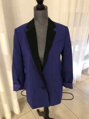 Esprit Long Blazer dark violet-black