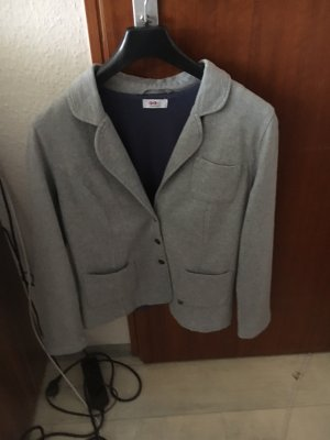 10 FEET Sweat Blazer silver-colored