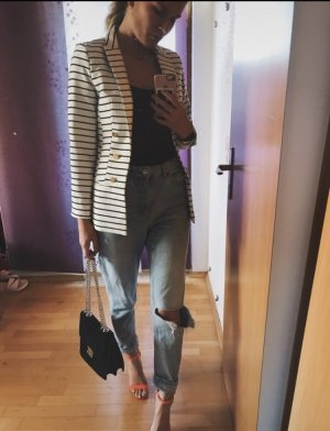 H&M Boyfriend Blazer multicolored