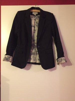 Blazer von H&M schwarz