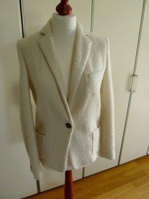 Isabel Marant Blazer en laine jaune clair-beige clair laine alpaga