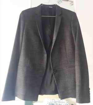 Liu jo Blazer smoking nero-antracite Cotone