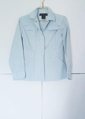 Louis Vuitton Blazer lichtblauw-azuur Katoen
