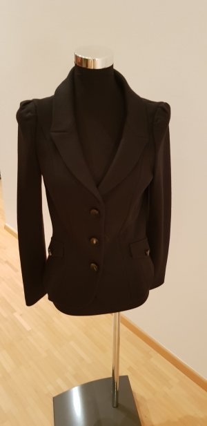 Marc Cain Wool Blazer black new wool