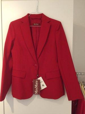 Blazer von Max Mara in rot