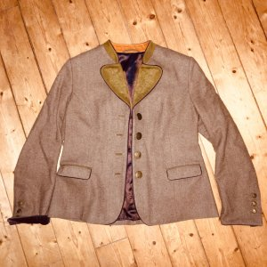 Meindl Wool Blazer sand brown