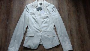 Mexx Jersey Blazer white-natural white
