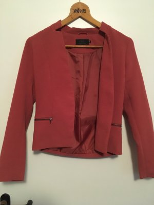 Blazer von Only in mintrot