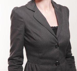 Blazer von ORSAY in schwarz/grau