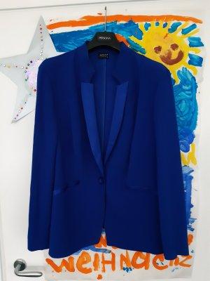 Select by Hermann Lange Jersey Blazer azul aciano