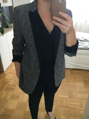 The Kooples Boyfriend Blazer dark grey-black