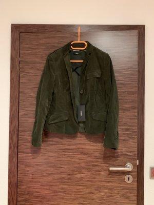 Windsor Wool Blazer dark green-forest green