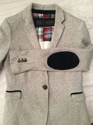 Blazer von Zara in grau