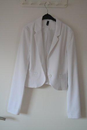 Blazer Weiß H&M selten getragen Gr. 34