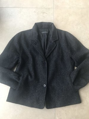 Strenesse Gabriele Strehle Blazer de lana gris antracita
