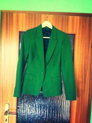 Blazer Zara 34 grün Der Hingucker :)
