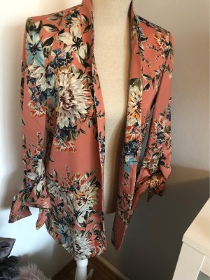 Zara Basic Blazer boyfriend or rose