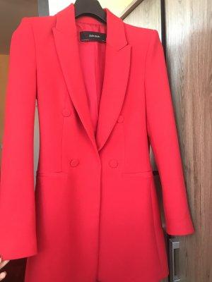 Zara Blazer red