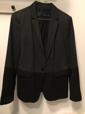 Zara Basic Boyfriend Blazer multicolored