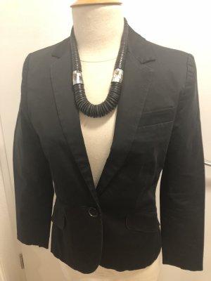Blazer Zara schwarz